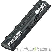 Batteria POTENZIATA HQ 5200mAh 10,8V per portatile HP-compaq Pavilion g6, g6-1000, g6-1000sa, g6-1002sg, g6-1003tx, g6-1004sa, g6-1005tu, g6-1006tu, g6-1007sa, g6-1008tx, g6-1009ea, g6-1009sa, g6-1009tx, g6-1010ea, g6-1010sa, g6-1010tx, g6-1011sg, g6-1011tx,