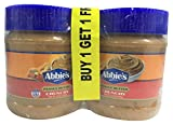 #10: Abbie's Crunchy Peanut Butter, 340g  (Buy 1 Get 1 Free)