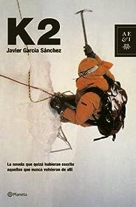 K2  par Javier García Sánchez