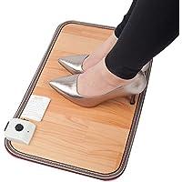 Elektrische Fußwärmer, Fußheizung, Fußbodenwärmer, Fußmatte, warme Fußkissen, Temperatureinstellung, schnelle... preisvergleich bei billige-tabletten.eu