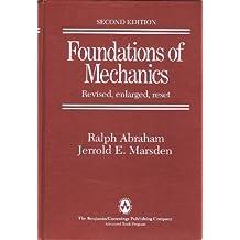 Foundations of Mechanics by Ralph Abraham (1979-03-01)