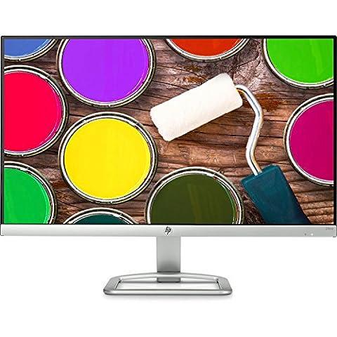 HP 24ea (X6W26AA) 60,96cm (24 Zoll) Monitor (IPS, Full HD, HDMI) weiß