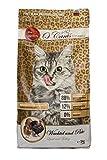 O'Canis for Cats Katzenfutter Trockenfutter Katzen getreidefrei glutenfrei 3kg