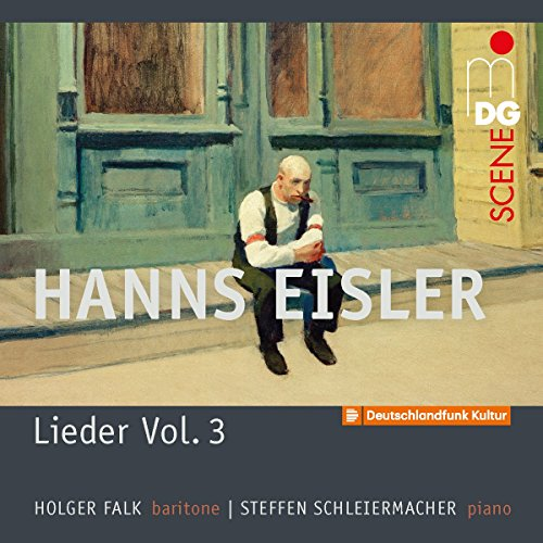 Lieder Vol 3/Songs in American Exile 1938/1948