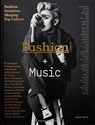 Fashion + Music: Fashion Creatives Shaping Pop Culture par Katie Baron