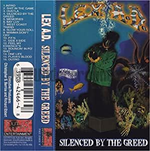 Silenced By the Greed [Import anglais]