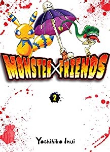 Monster Friends Edition simple Tome 2
