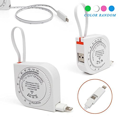 thanly-1-m-cavo-usb-2-in-1-metro-a-nastro-righello-retrattile-8-pin-lightning-v8-micro-usb-di-ricari