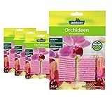 Dehner Düngestäbchen für Orchideen, 4 x 24 Stück (96 Stück)