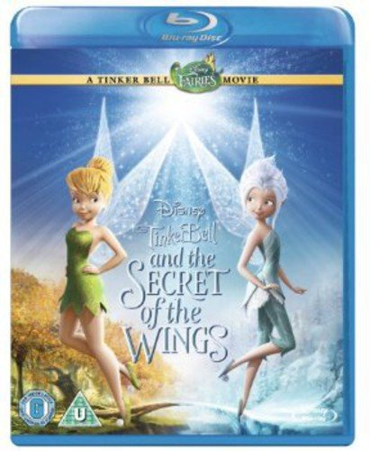 Tinkerbell & The Secret of the Wings [Blu-ray] [UK Import]