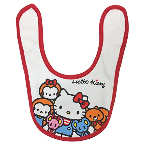 Hello Kitty Baby Bibs/friends