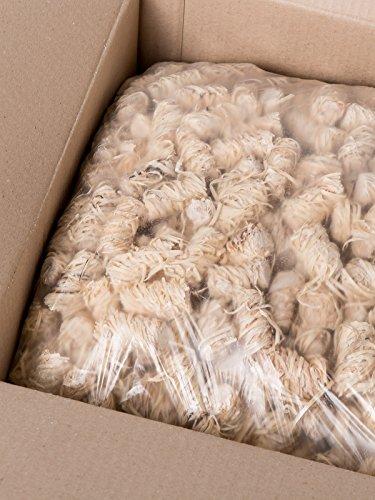 5 kg Bioanzünder, Grillanzünder, Holzwolle und Wachs thumbnail