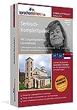 Serbisch Sprachkurs: Fließend Serbisch lernen. Lernsoftware-Komplettpaket