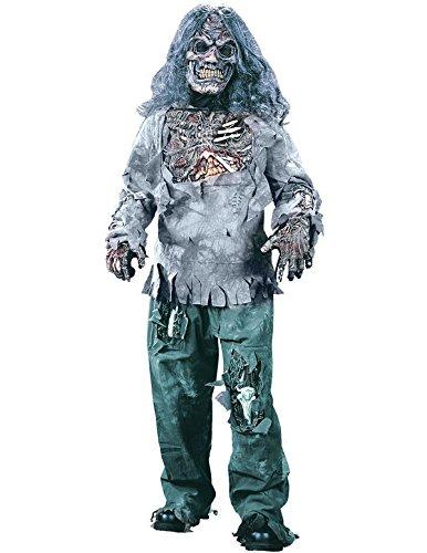 Imagen de child  disfraz de zombi para niño, talla l 114783
