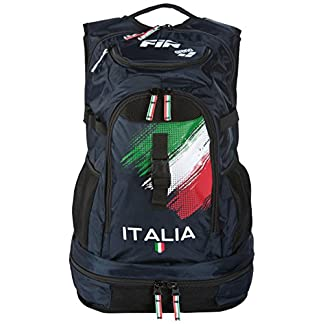51eY85clpVL. SS324  - arena Fastpack 2.1Fin Italia Bolsa, Azul Marino, Talla única
