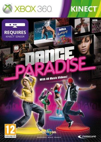 Dance Paradise - Kinect compatible (Xbox 360) [Importación Inglesa]