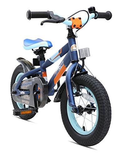 Bikestar Bicicleta para niños Mountainbike ★ 12 Pulgadas ★ Frenos de Tiro Lateral y Freno de contrapedal ★ A Partir de 3 años ★ 12' Mountain Edition 2018