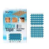 AcuTop Typ C, Gitter Tape, blau