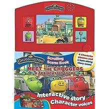 Chuggington Moving Picture Book