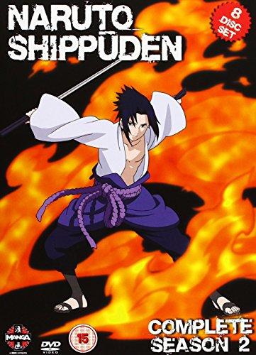Naruto Shippuden Complete Series 2 [Edizione: Regno Unito] [Import italien]