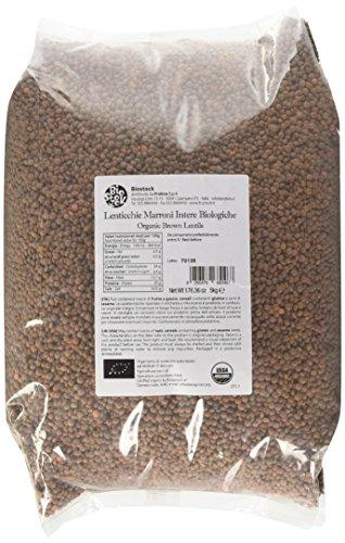 lenticchie biologiche