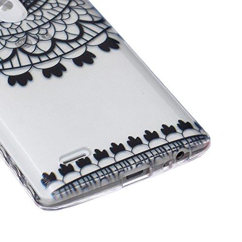 Voguecase® Pour Apple iPhone 5C, Ultra-minces TPU Silicone Shell Housse Coque Étui Case Cover (plume grise)+ Gratuit stylet l'écran aléatoire universelle creuse 01/noir