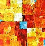 Pittura dipinti XXL Zenic unico art deco