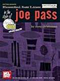 Mel Bay Essential Jazz Lines : Guitar the Style of Joe Pass with play-along CD by Corey Christiansen (2001-02-08)