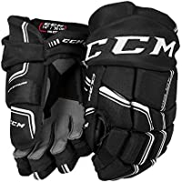 CCM Quicklite 270 Hockey gloves JR - 11 - Black/White