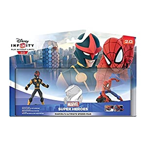 Disney Infinity 2.0 - Play Set Pack Marvel´s Spider-Man 5