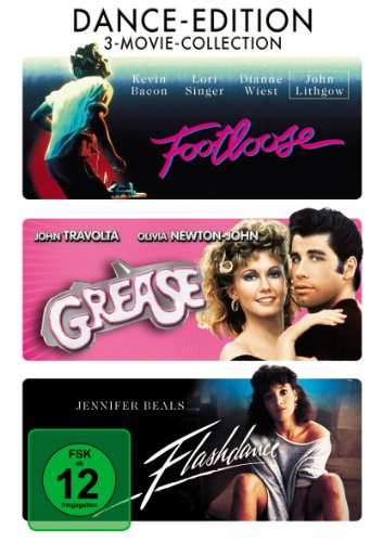 footloose-flashdance-grease-3-dvds