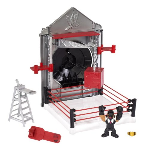 WWE Slam City Breakdown Assault Vault Spielset