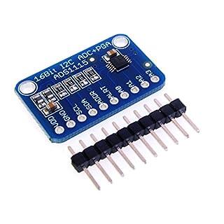 Hobby Components Ltd ADS1115 I2C 16Bit ADC Module