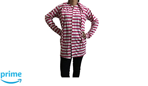 6b33874331b3 ... Suncoat- Dust Pollution Protection Driving Traveling Coat Long Sleeves  Cotton JacketSummer  so cheap fd7c8 37ab9 Mahi Fashion Summer Coat for  Women and ...