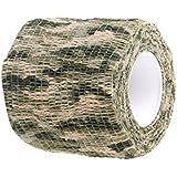 Generic MagiDeal Camo Gun Barrel Scope Concealment Stealth Camouflage Tape Wrap