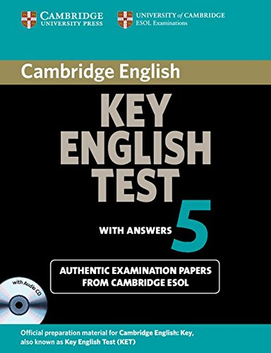 Cambridge Key English Test 5 Self Study Pack Student's