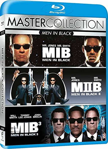 Men in Black Trilogia (3 Blu-Ray)