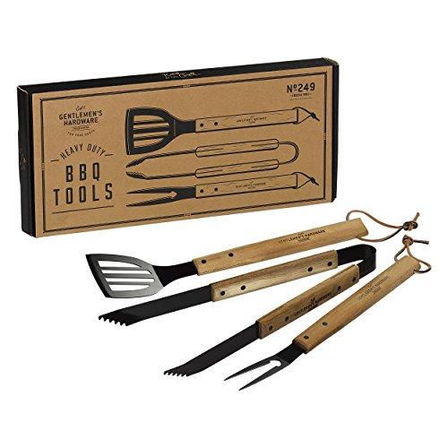 Imagen de Kit Para Barbacoa Gentlemans Hardware por menos de 40 euros.