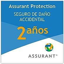 2 años Seguro de daño accidental para un dispositivo audio portátil desde 10 EUR hasta 19,99 EUR