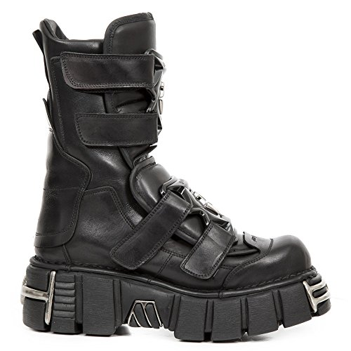 New Rock M.422-S1 BLACK, BLACK