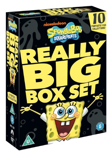 Image of Spongebob Squarepants: Really Big Box Set [DVD]