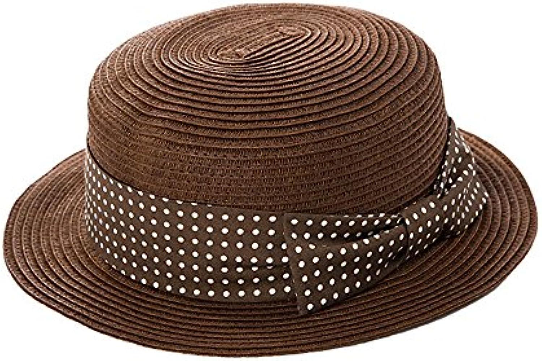 Ying xinguang Cappello da Sole Sole da Cappello Estivo con Bordo Piatto  Cappello Lungo con Bordo f6ad136346c2