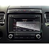 LFOTPP Touareg 6,5 Zoll Navigation Schutzfolie - 9H Kratzfest Anti-Fingerprint Panzerglas Displayschutzfolie GPS Navi Folie