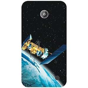 Nokia Lumia 630 - Planet Matte Finish Phone Cover
