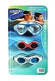 Speedo Junior Swim Goggles 3-Pack