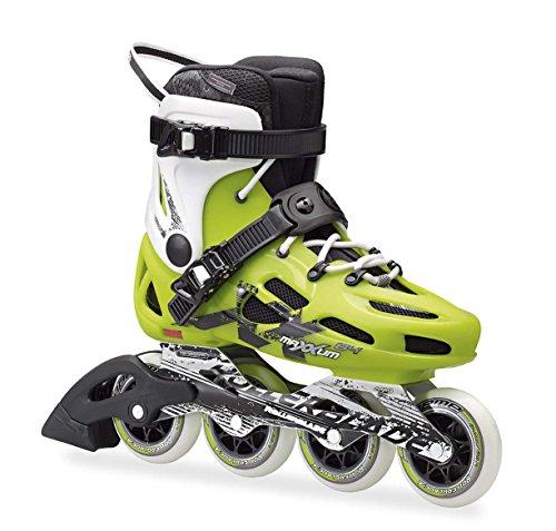 rollerblade-maxxum-84-patin-en-ligne-vert-verde-acido-bianco-265
