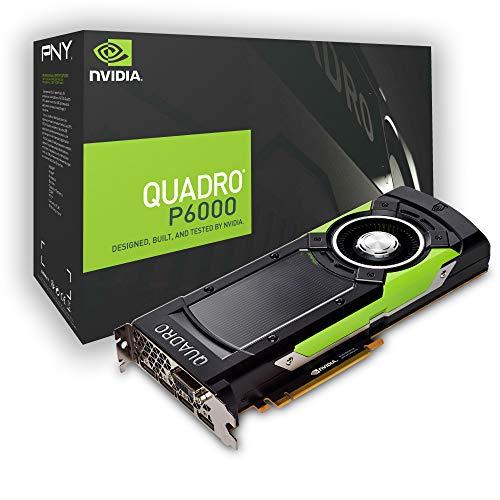 PNY VCQP6000-PB Quadro P6000 24GB GDDR5 - Tarjeta