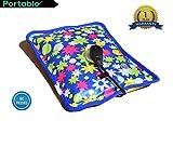 #3: Jaipuri Haat Rectangle Electric Hot Gel Heat Bag Pain Reliefer Massager (Assorted Design & Color)
