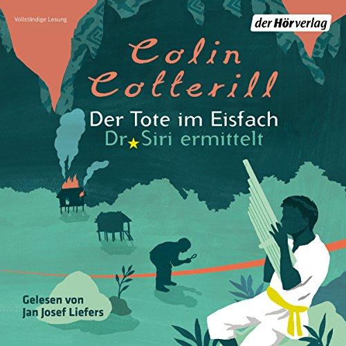 Buchseite und Rezensionen zu 'Der Tote im Eisfach' von Colin Cotterill