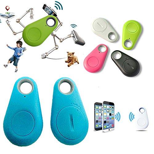 Quemu Intelligenter Bluetooth-Tracker, GPS-Ortungsgerät, zum Finden des Schlüssels, Geldbeutels, Haustiers